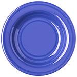"Carlisle 4303414 9.25"" Round Pasta/Soup/Salad Bowl w/ 13-oz Capacity, Melamine, Ocean Blue"
