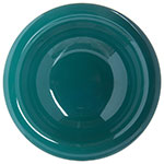 "Carlisle 4303609 7.25"" Round Rim Soup Bowl w/ 12-oz Capacity, Melamine, Meadow Green"