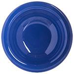 "Carlisle 4303614 7.25"" Round Rim Soup Bowl w/ 12-oz Capacity, Melamine, Ocean Blue"