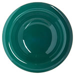 "Carlisle 4304009 6"" Round Rim Soup Bowl w/ 6-oz Capacity, Melamine, Meadow Green"