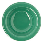 "Carlisle 4304209 4.75"" Round Fruit Bowl w/ 4.5-oz Capacity, Melamine, Meadow Green"