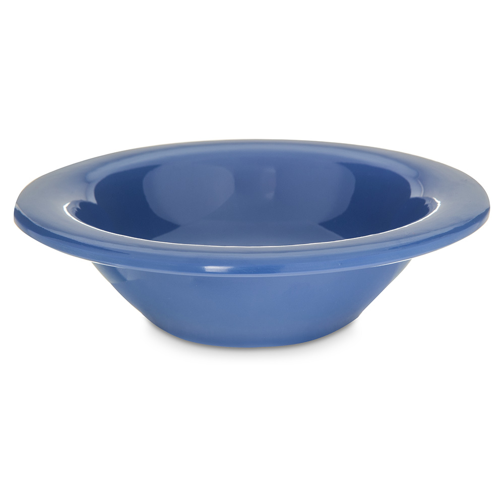 Carlisle 4304214 4-1/2-oz Durus Fruit Bowl - Melamine, Ocean Blue