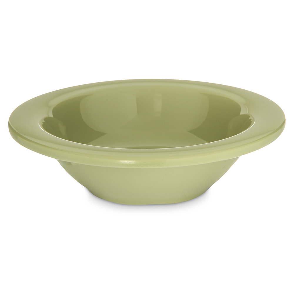 Carlisle 4304216 4-1/2-oz Fruit Bowl - Melamine, Firenze Green