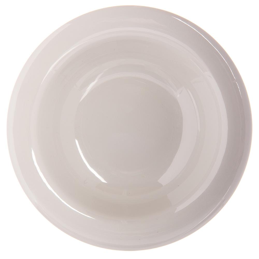 """Carlisle 4304242 4.75"""" Round Fruit Bowl w/ 4.5-oz Capacity, Melamine, Bone"""