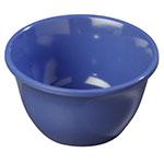 Carlisle 4305014 7-oz Durus Bouillon Cup - Melamine, Ocean Blue