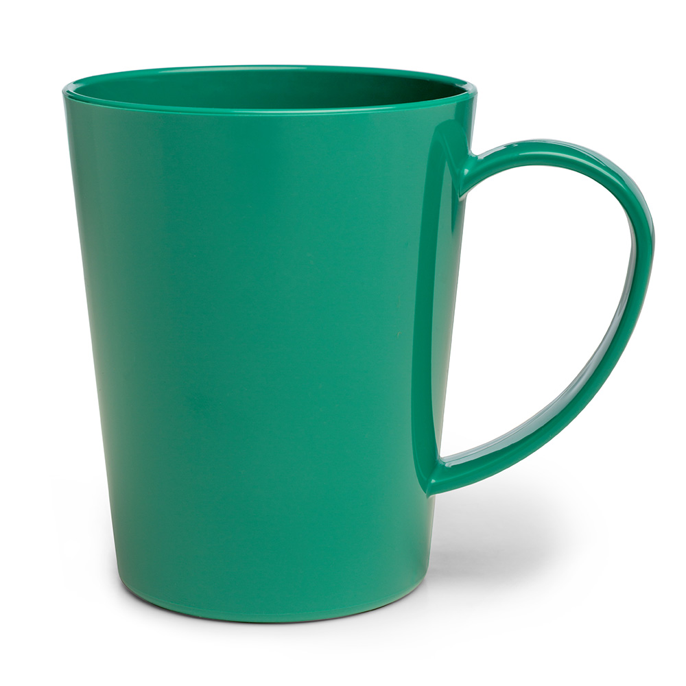 Carlisle 4306809 12-oz Stackable Mug - Meadow Green