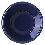 "Carlisle 4312660 4"" Round Ramekin w/ 6-oz Capacity, Smooth, Cobalt Blue"