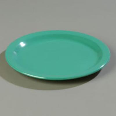 "Carlisle 4350142 9"" Dallas Ware Dinner Plate - Melamine, Bone"