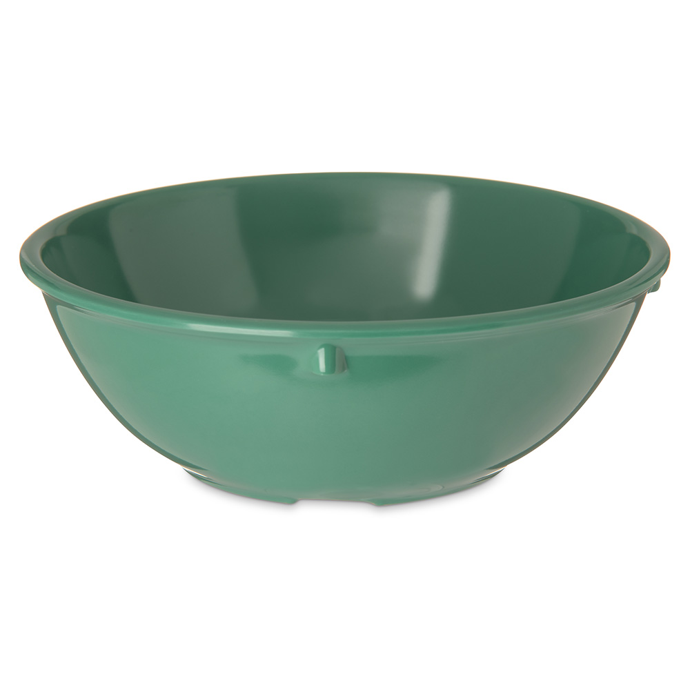 Carlisle 4352109 14-oz Dallas Ware Nappie Bowl - Melamine, Meadow Green