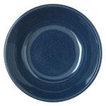 "Carlisle 4352135 5.5"" Round Nappie Bowl w/ 14-oz Capacity, Melamine, Cafe Blue"