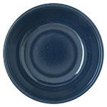 "Carlisle 4352535 5.25"" Round Nappie Bowl w/ 13-oz Capacity, Melamine, Cafe Blue"