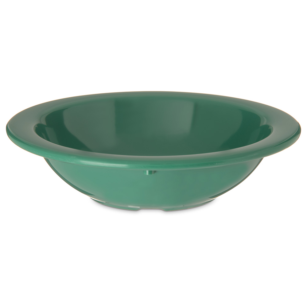 Carlisle 4352909 10-oz Dallas Ware Grapefruit Bowl - Melamine, Meadow Green