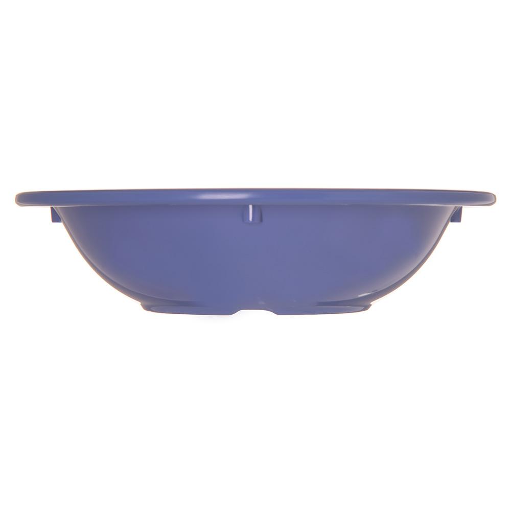 "Carlisle 4352914 5.875"" Round Grapefruit Bowl w/ 10-oz Capacity, Melamine, Ocean Blue"