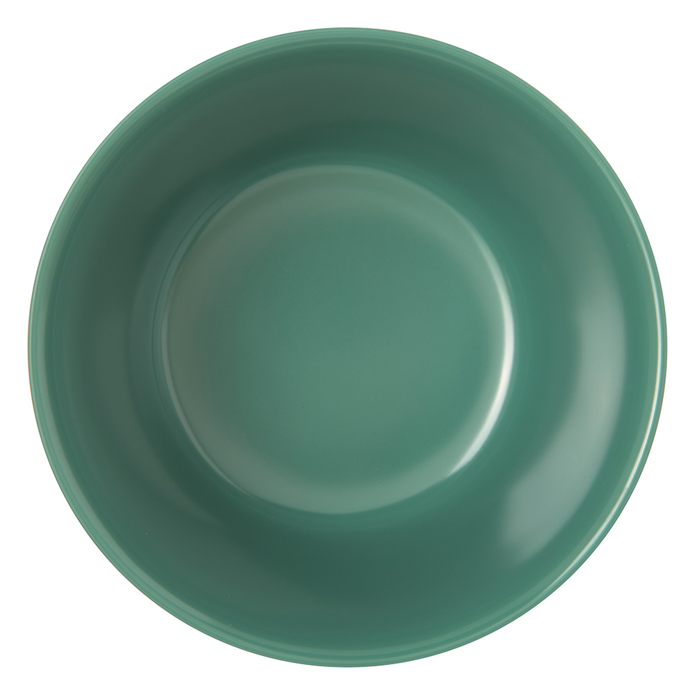 "Carlisle 4354009 3.75"" Round Bouillon Cup w/ 8-oz Capacity, Melamine, Meadow Green"