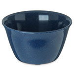 Carlisle 4354035 8-oz Dallas Ware Bouillon Cup - Melamine, Cafe Blue