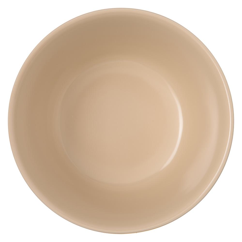 "Carlisle 43540825 3.75"" Round Bouillon Cup w/ 8-oz Capacity, Melamine, Tan"
