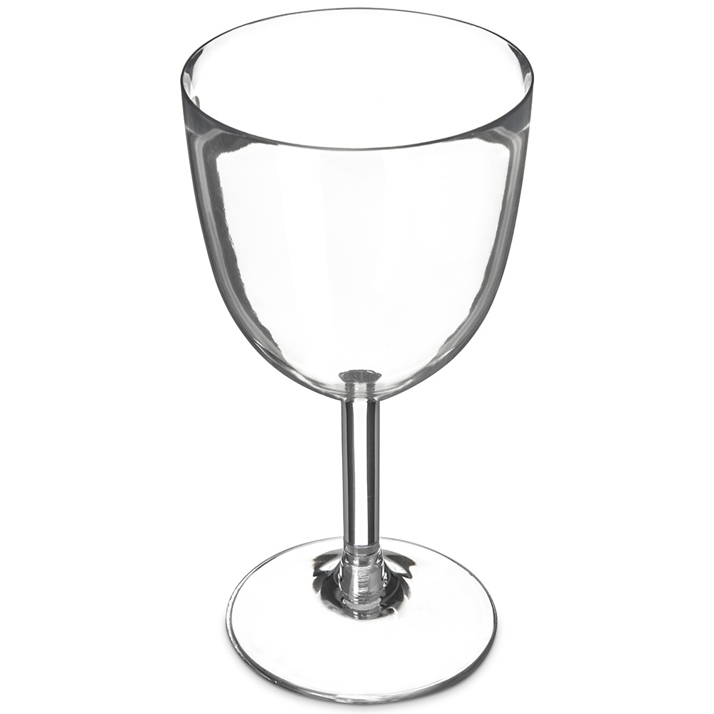 Carlisle 4362207 13-1/2-oz Liberty Goblet - Polycarbonate, Clear