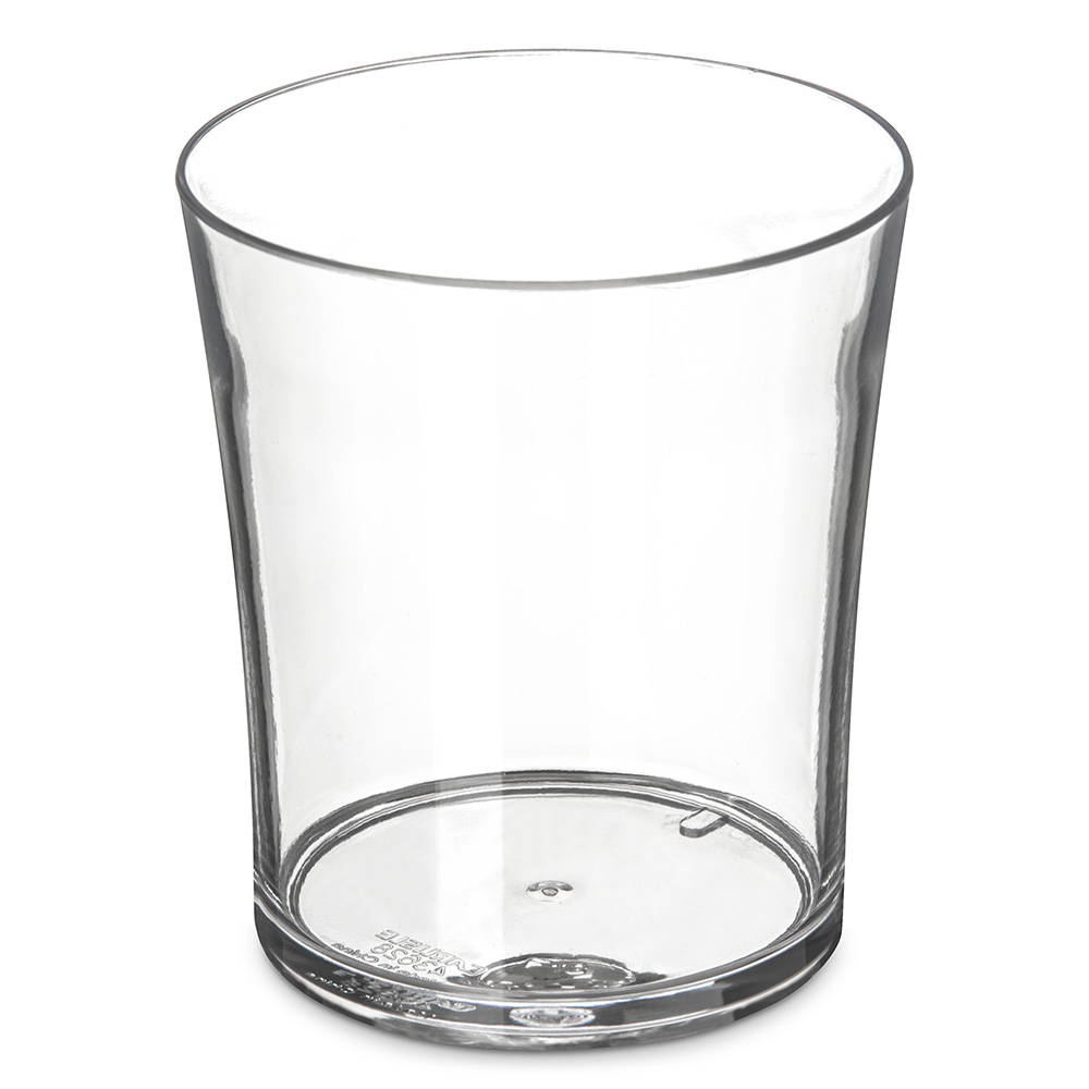 Carlisle 4362807 8-oz Liberty Old Fashioned Glass - Polycarbonate, Clear