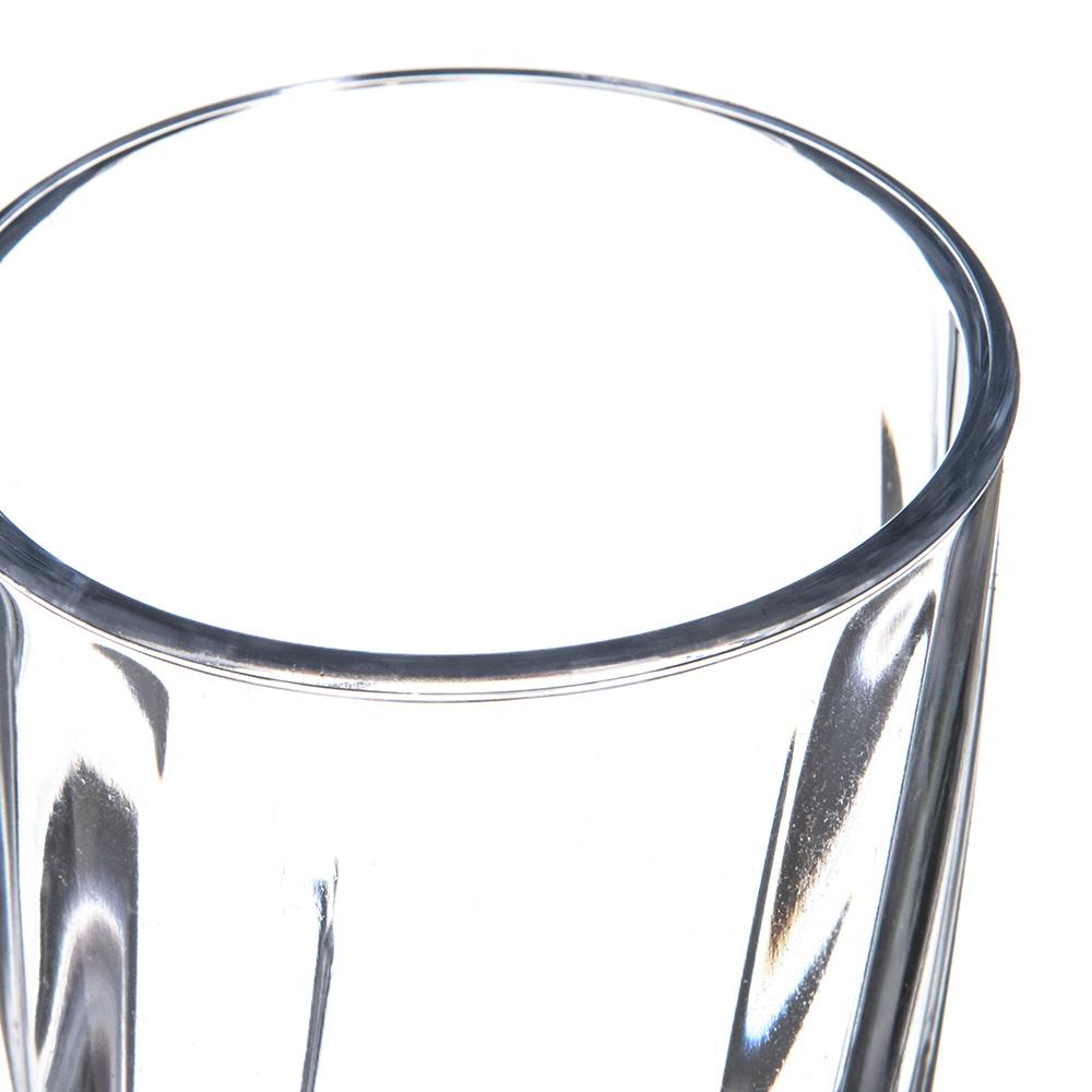 Carlisle 4366207 5-oz Tumbler w/ Graduated Measurements, Polycarbonate, Clear