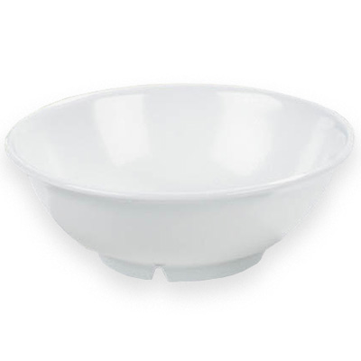 Carlisle 4373702 24-oz Serving Bowl - Melamine, White