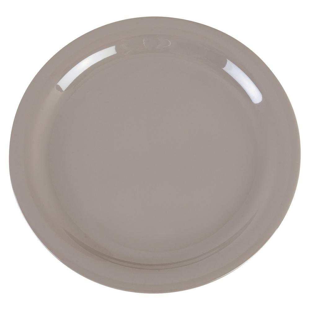"Carlisle 4385231 9"" Dayton Dinner Plate - Truffle"