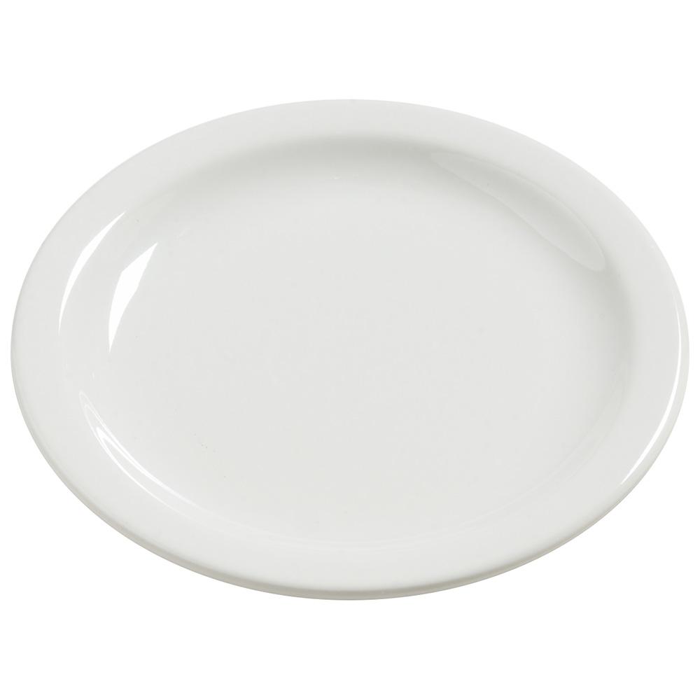 "Carlisle 4385637 5-5/8"" Dayton Bread/Butter Plate - Bavarian Cream"