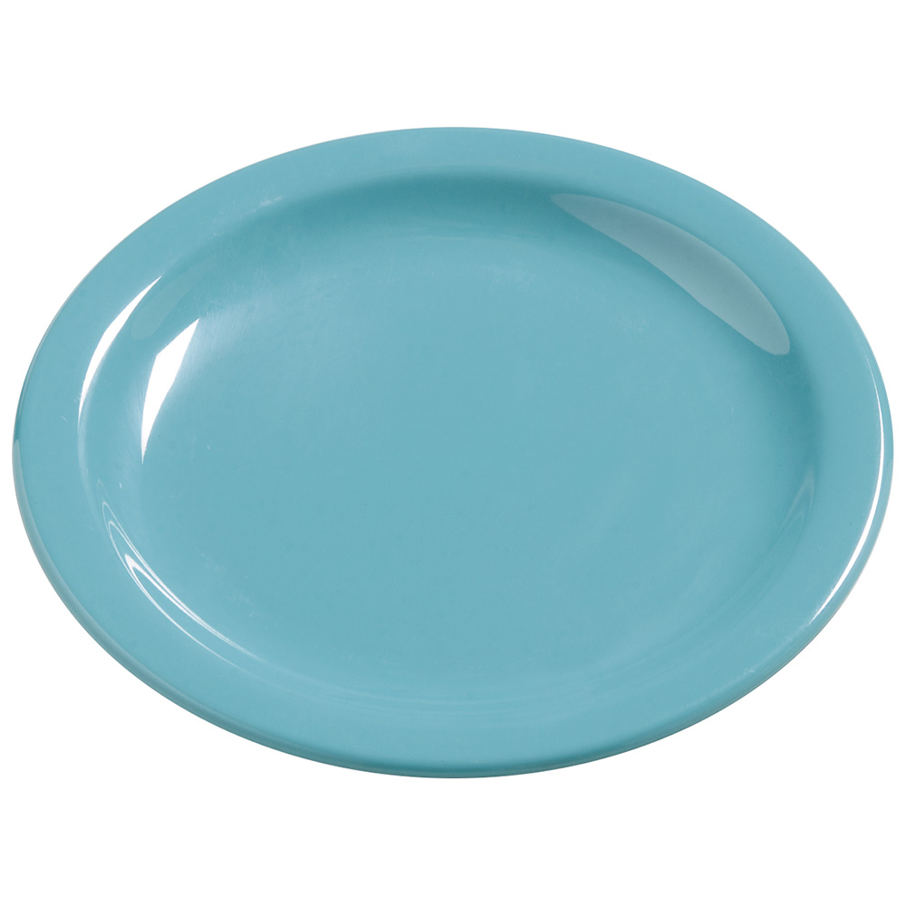 "Carlisle 4385663 5-5/8"" Dayton Bread/Butter Plate - Turquoise"