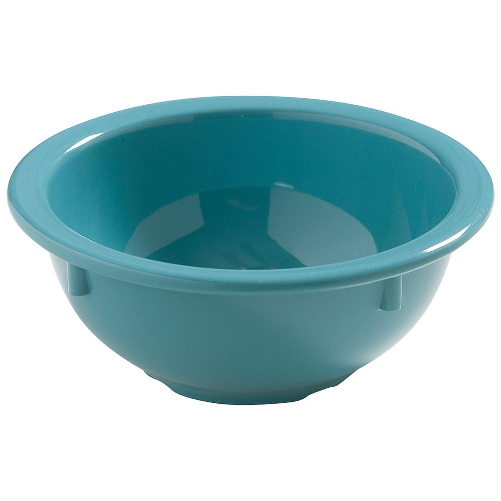 Carlisle 4386063 14-oz Dayton Nappie Bowl - Turquoise