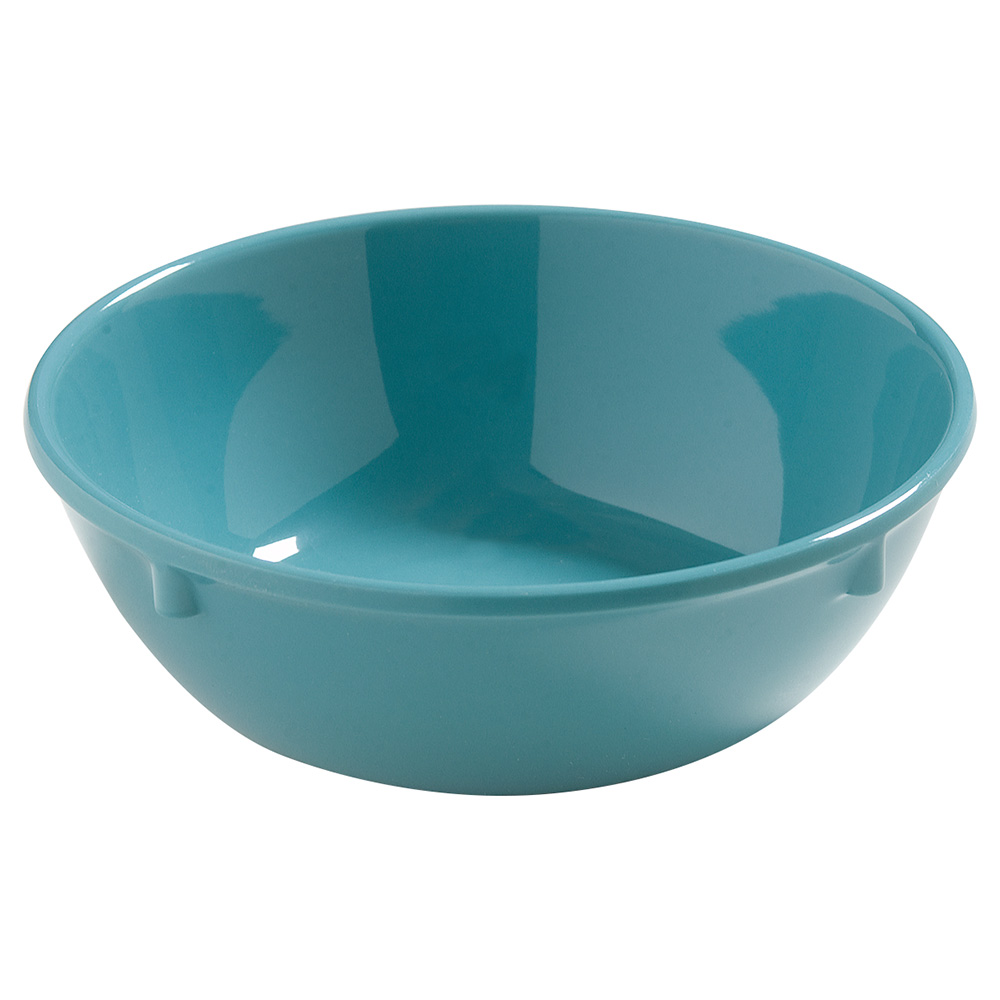 Carlisle 4386263 10-oz Dayton Nappie Bowl - Turquoise