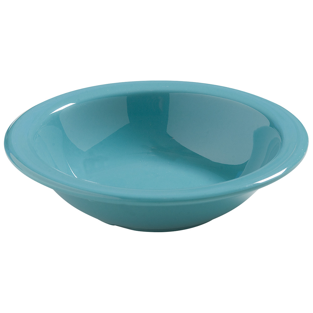 Carlisle 4386463 10-oz Dayton Grapefruit Bowl - Turquoise