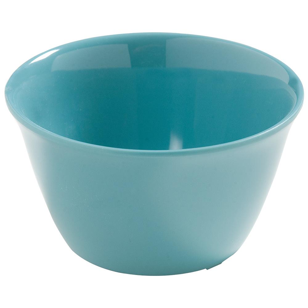 Carlisle 4386863 8-oz Dayton Bouillon Cup - Turquoise