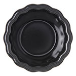 "Carlisle 4394303 3.09"" Round Ramekin w/ 2-oz Capacity, Melamine, Black"