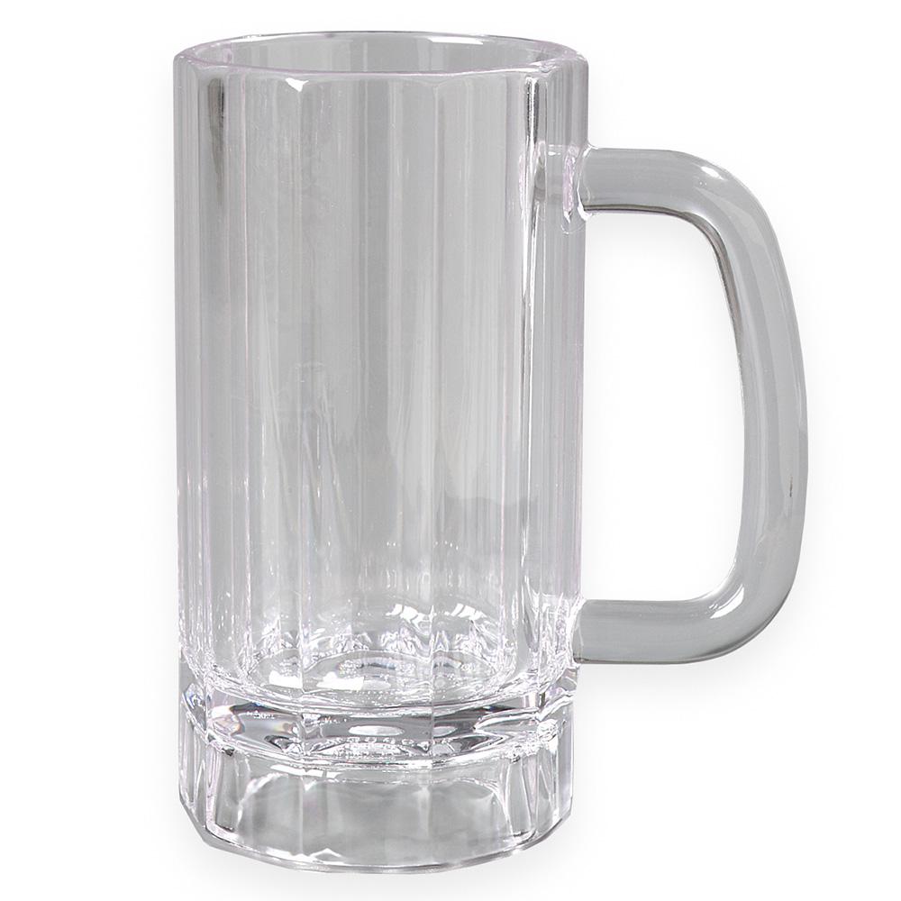 Carlisle 4396507 16-oz Lexington Mug - Clear