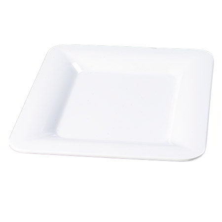 "Carlisle 4443002 Full Size Food Pan - 2-1/2""D, Melamine, Bone"