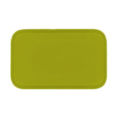Carlisle 4532FG008 Rectangular Cafeteria Tray - 450x320mm, Avocado