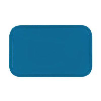Carlisle 4532FG013 Rectangular Cafeteria Tray - 450x320mm, Ice Blue