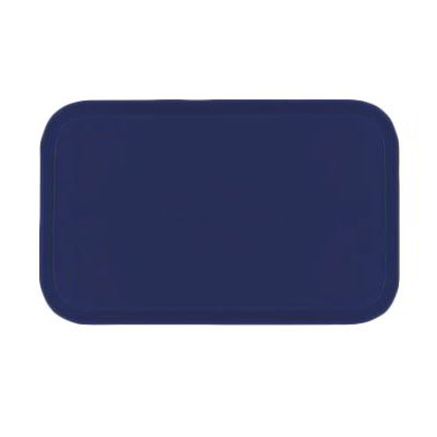 Carlisle 4532FG014 Rectangular Cafeteria Tray - 450x320mm, Cobalt Blue