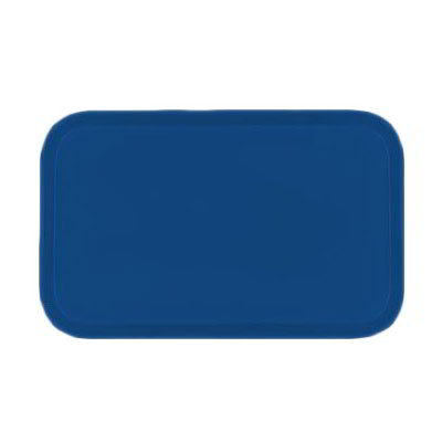 Carlisle 4532FG015 Rectangular Cafeteria Tray - 450x320mm, Navy