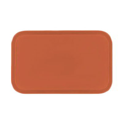 Carlisle 4532FG018 Rectangular Cafeteria Tray - 450x320mm, Orange
