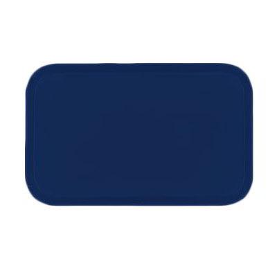 Carlisle 4532FG050 Rectangular Cafeteria Tray - 450x320mm, Sapphire Blue