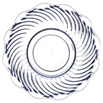 "Carlisle 453307 5.5"" Round Tulip Bowl w/ 13-oz Capacity, Polycarbonate, Clear"