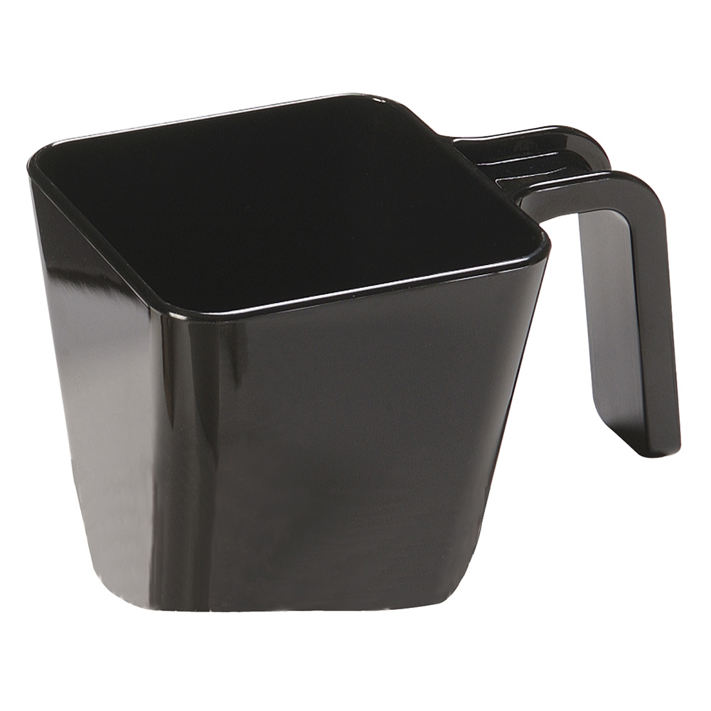 Carlisle 49122-103 20-oz Portion Cup - Polycarbonate, Black