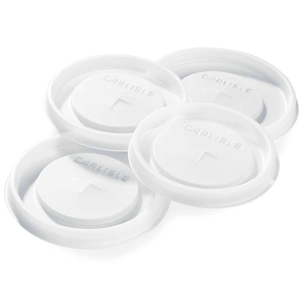 Carlisle 5109L30 Disposable Tumbler Lid for Model #5109