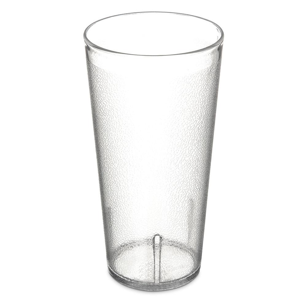 Carlisle 512007 20-oz Stackable Tumbler - Polycarbonate, Clear