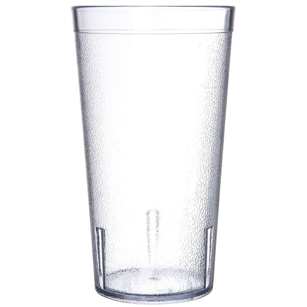 Carlisle 5216-207 16-oz Stackable Tumbler - Polycarbonate, Clear