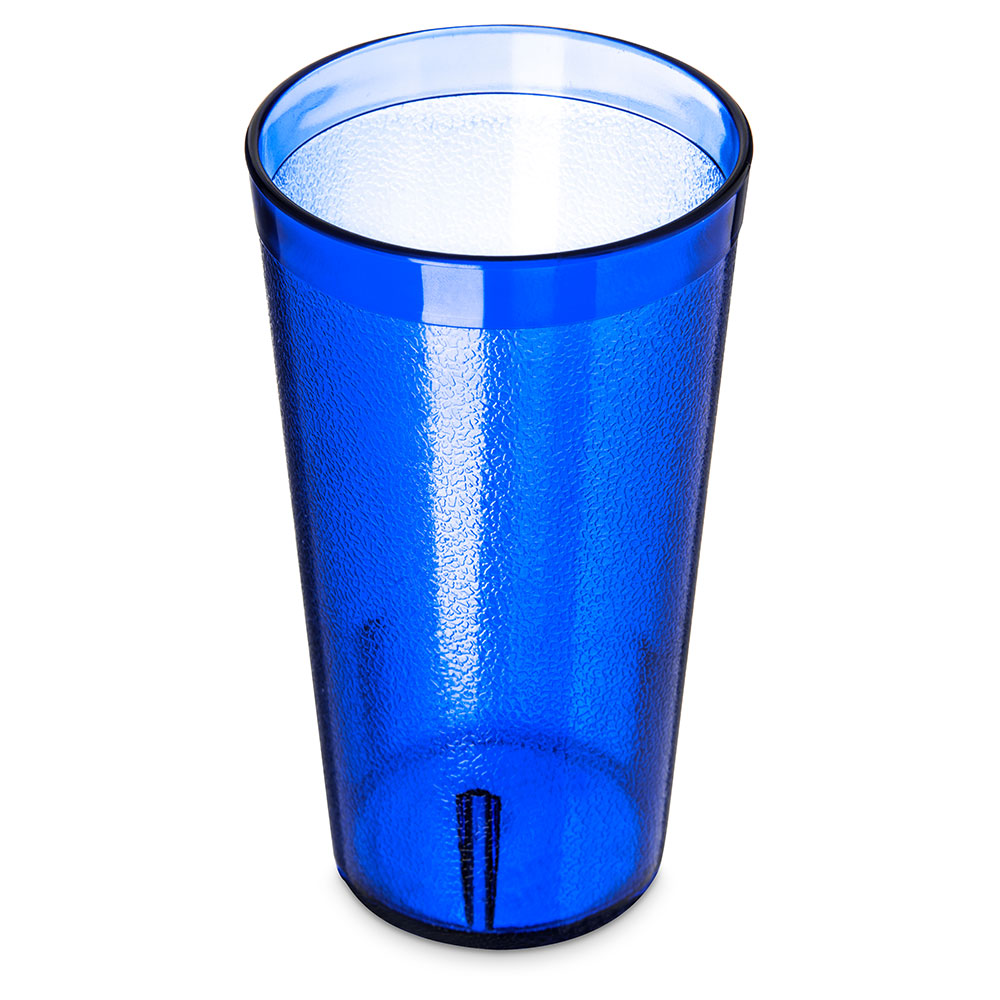 Carlisle 521647 16-oz Stackable Tumbler - Royal Blue