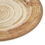 """Carlisle 5400117 11"""" Round Dinner Plate - Melamine, Copper"""