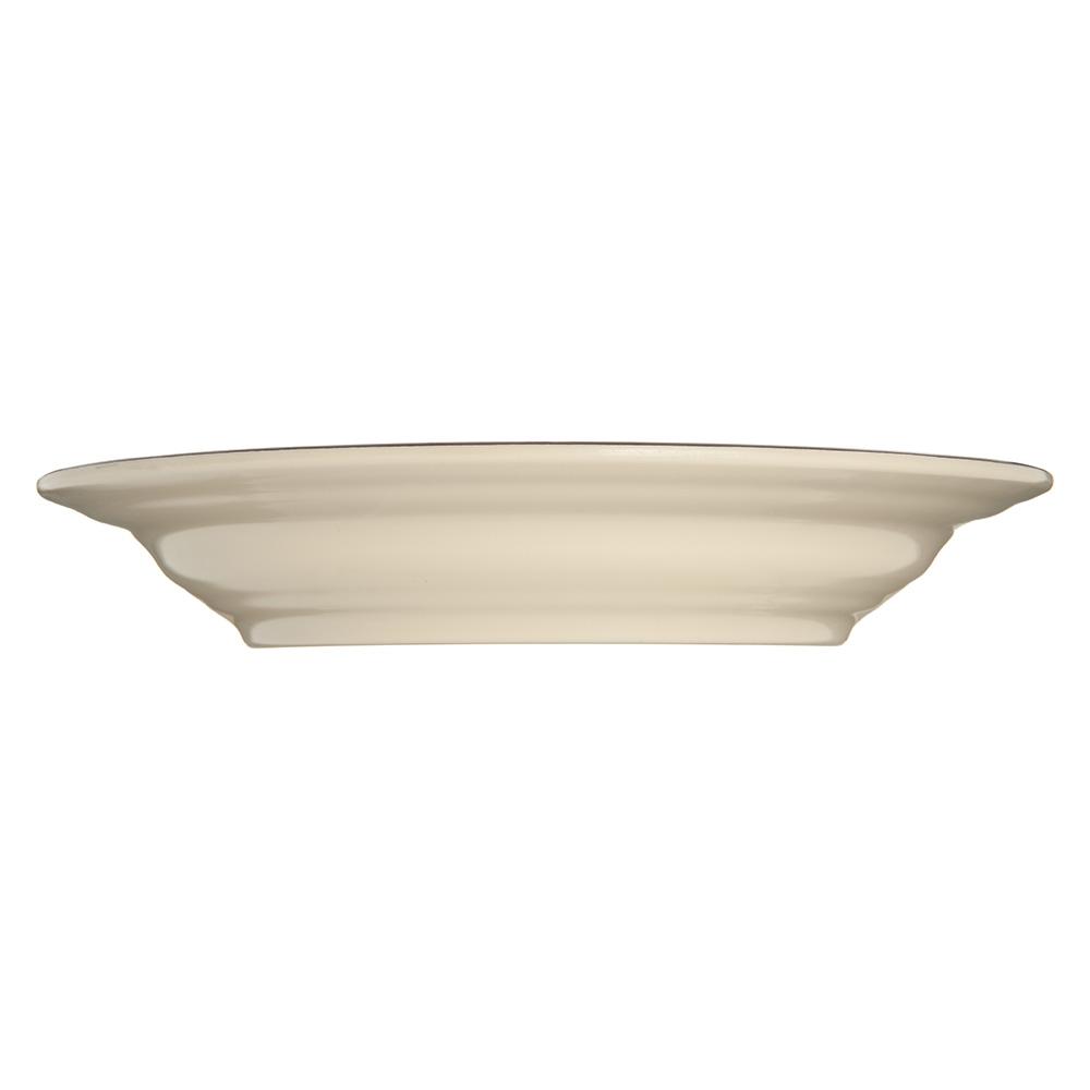 "Carlisle 5400352 9"" Round Soup Bowl w/ 28.5-oz Capacity, Melamine, Fireball"
