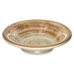"Carlisle 5401817 5"" Round Fruit Bowl w/ 4.5-oz Capacity, Melamine, Copper"