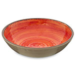 Carlisle 5401952 35.5-oz Mingle Cereal Bowl - Melamine, Fireball